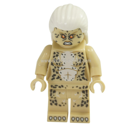 LEGO Minifigure - Cheetah (Dr Barbara Minerva)