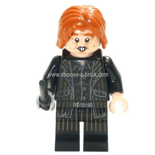 LEGO Minifigure -  Peter Pettigrew