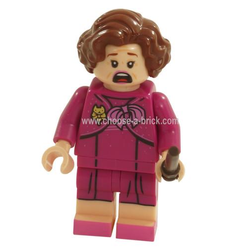 LEGO MInifigure - Professor Dolores Umbridge