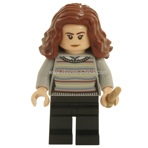 LEGO Minifigure - Hermione Granger with weapon
