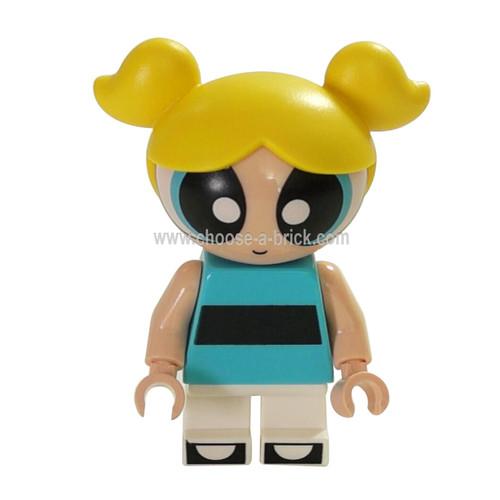 LEGO MInifigure -  Bubbles