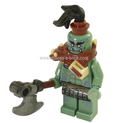 LEGO MInifigure - Murt WITH AXE - Master of the Mountain