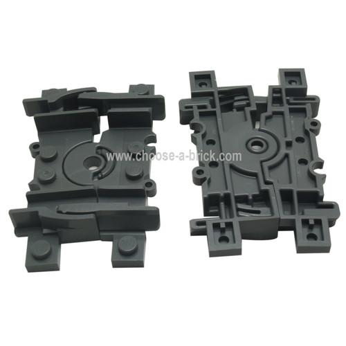 LEGO Parts -  Train, Track Plastic (RC Trains) Flexible Segment