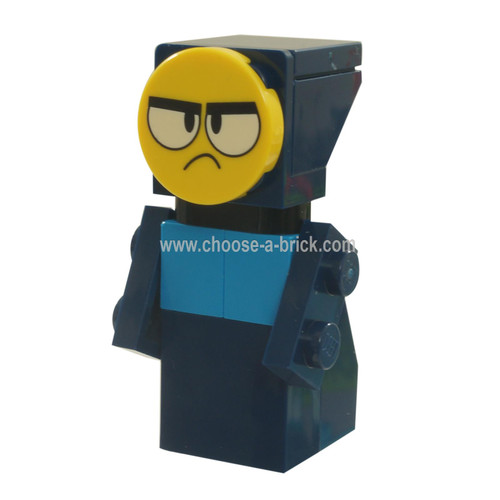 LEGO MInifigure - Master Frown