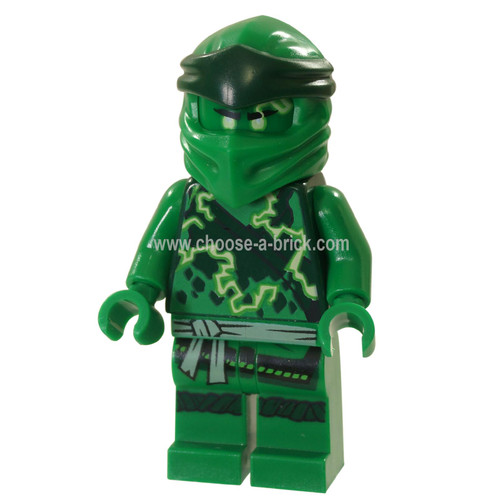 LEGO Minifigure - Lloyd - Spinjitzu Burst