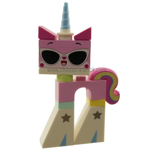 LEGO Minifigure - Unikitty - Disco Kitty
