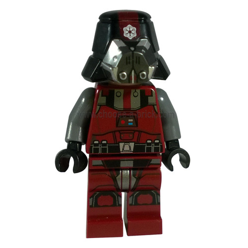 LEGO MInifigure - Sith Trooper Red