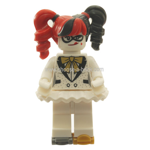 LEGO Minifigure Colectibles - Harley Quinn