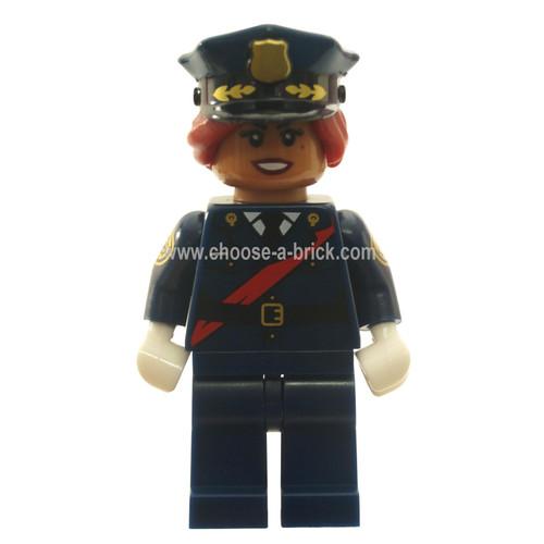 LEGO Minifigure - Barbara Gordon