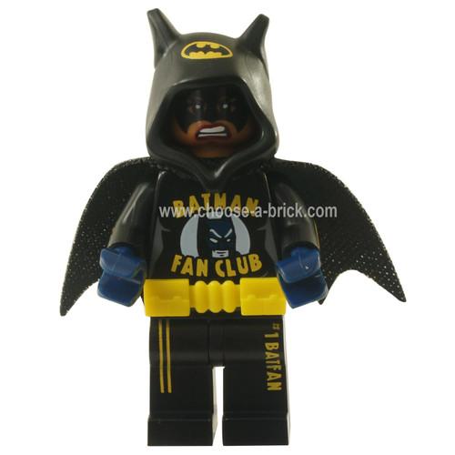 LEGO MInifigure - Bat-Merch Batgirl