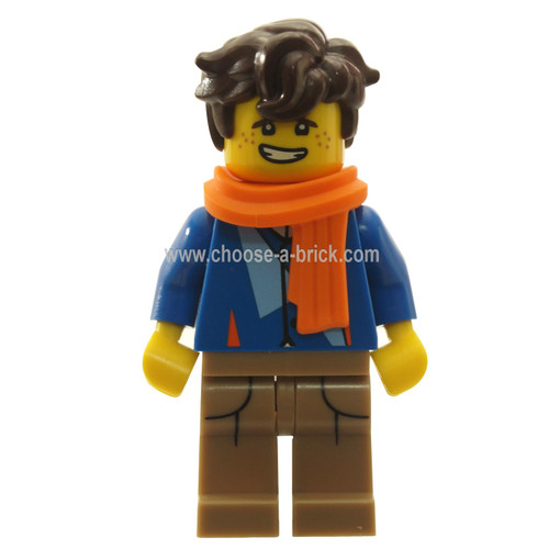 LEGO Minifigure -  Jay Walker