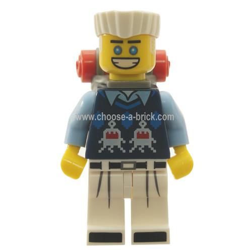 LEGO Minifigure -  Zane