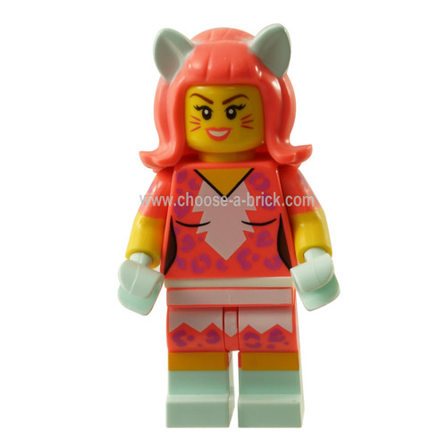 LEGO MInifigure - Kitty Pop
