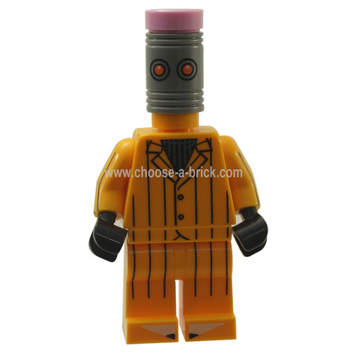 LEGO Minifigure - Eraser