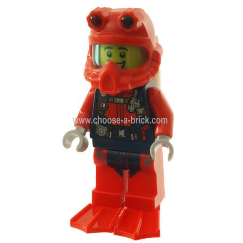 LEGO MInifigure - City