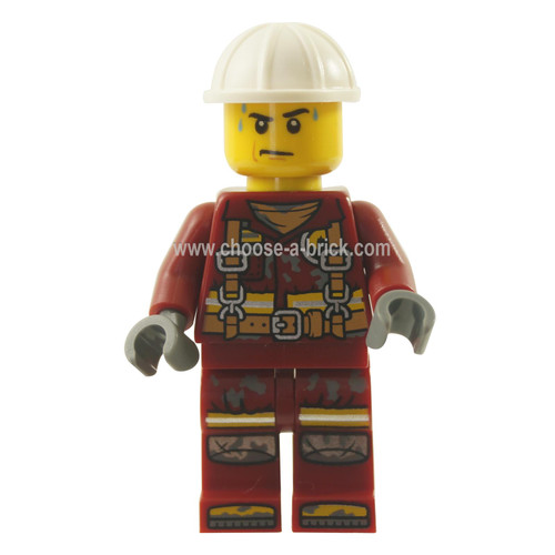 LEGO MInifigure -  Pete Peterson