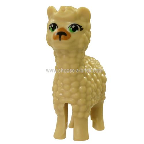 LEGO MInifigure - Alpaca / Llama, Friends