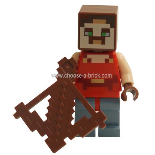 LEGO Minifigure -Minecraft