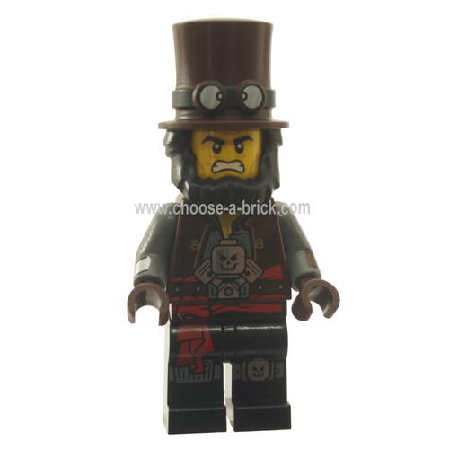 LEGO MInifigure -Apocalypseburg Abe