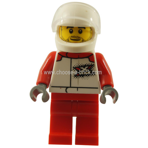 LEGO MInifigure City - Helicopter,pilot