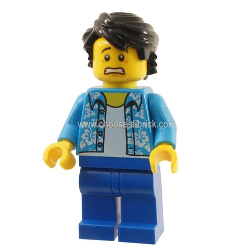 LEGO Minifigures - Park Visitor