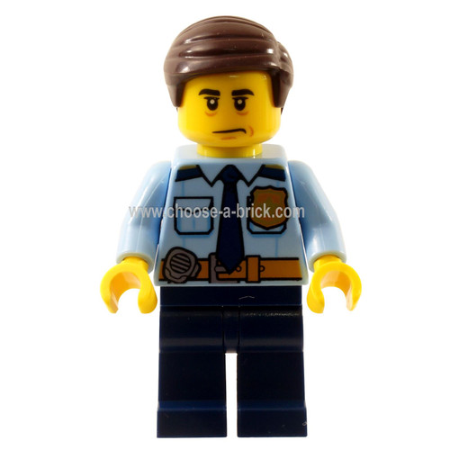 LEGO Minifigures - City Police