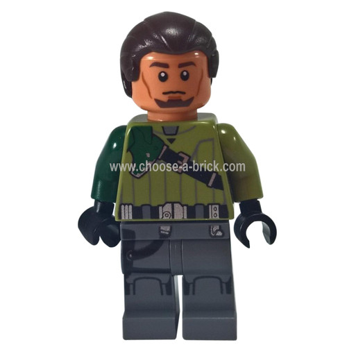 LEGO Minifigure - Star Wars  Kanan Jarrus