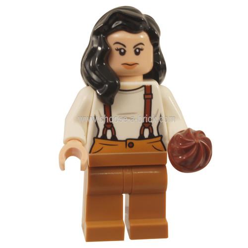 LEGO Minifigure - Monica geller