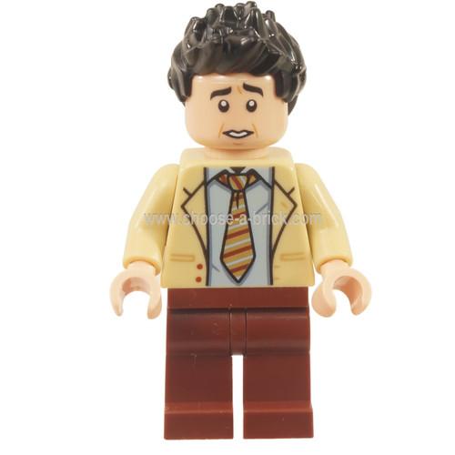 LEGO Minifigure -Ross Geller