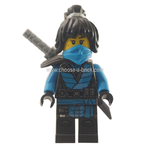 LEGO Minifigure - Ninjago, The island