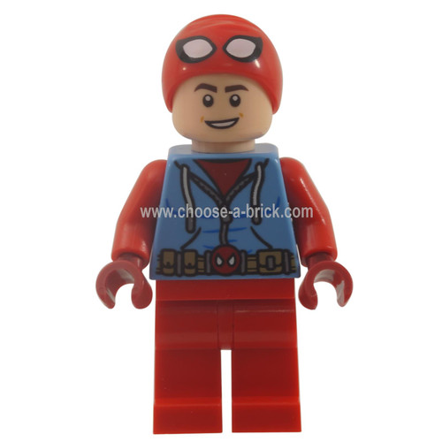 LEGO minifigures - Superheroes,Spider-Man