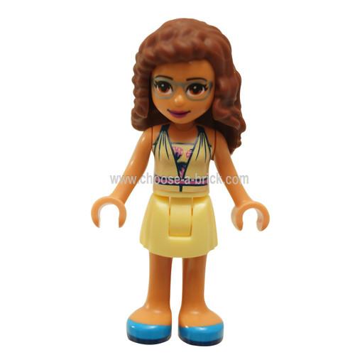 LEGO MInifigure -  Friends Olivia