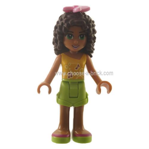 LEGO Minifigure - Andrea