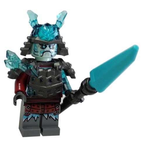 General Vex 70678 with weapons - ninjago