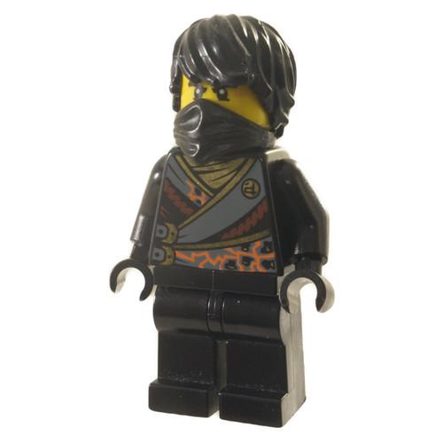 Cole (Techno Robe) - Rebooted - LEGO Ninjago