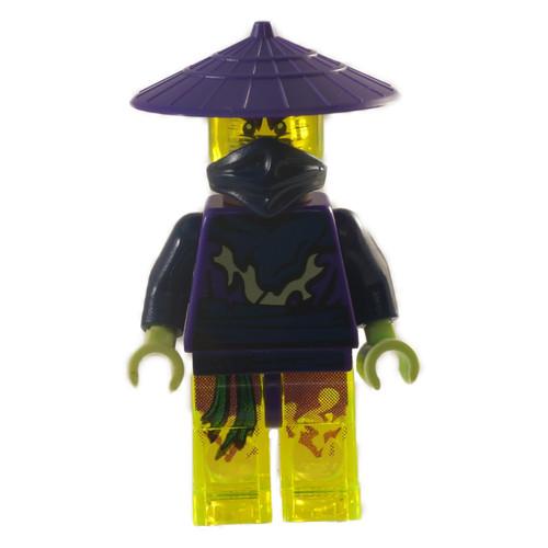 LEGO Minifigure Ninjago - Ghost Warrior Cowler (Scabbard)