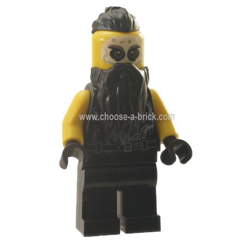 LEGO Minifigure Ninjago - Sawyer