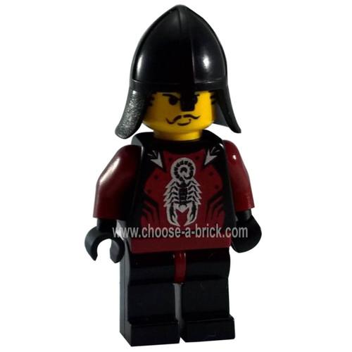 Shadow Knight Vladek 5998 LEGO Minifigure castle