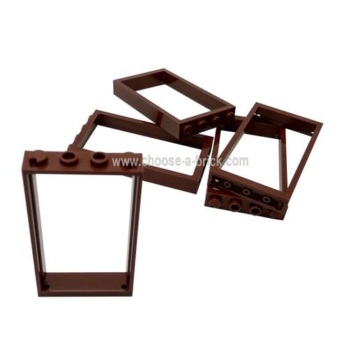 Door Frame 1 x 4 x 6 Type 2 reddish brown