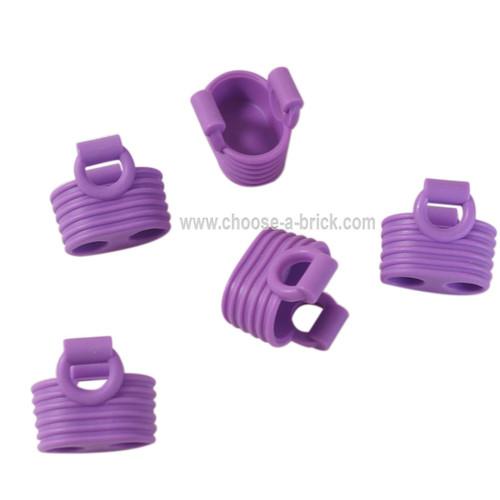 Minifig, Utensil Basket Medium LAvender