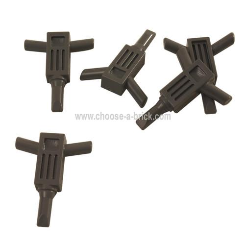 Minifigure, Utensil Tool Motor Hammer (Jackhammer)