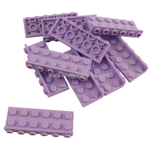Bracket 2 x 6 - 1 x 6 Inverted Lavender