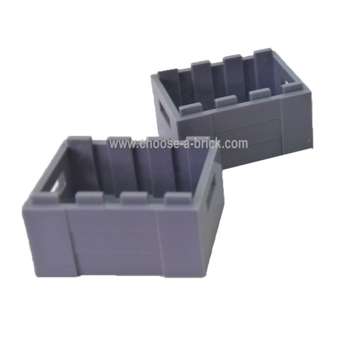 Container, Crate with Handholds
