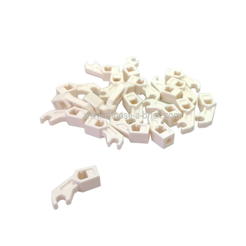 Arm Mechanical, Exo-Force / Bionicle, Thick Support white
