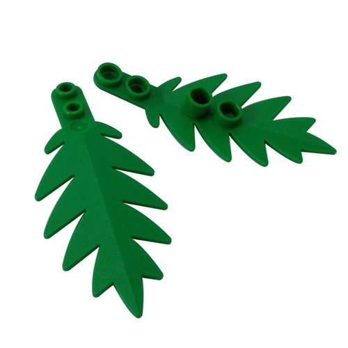 Plant, Tree Palm Leaf Small 8 x 3 green