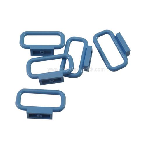 Bar 1 x 4 x 2 medium blue
