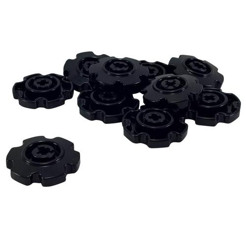 Technic Tread Sprocket Wheel Small black