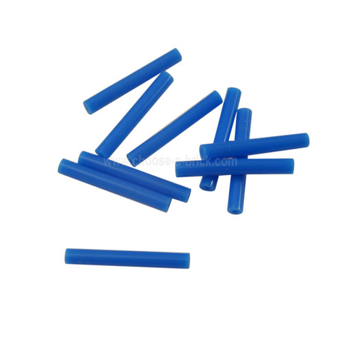 Hose, Pneumatic 4mm D. V2 Precut 32 mm blue