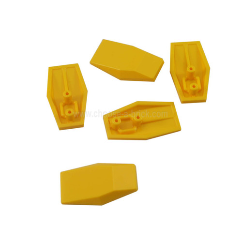 Large Figure Armor Plate Small yellow