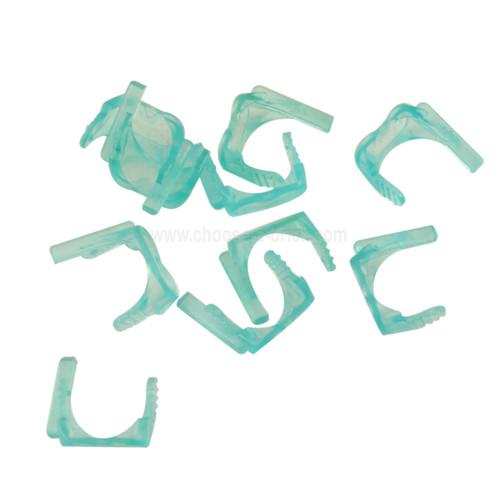 Minifigure, Visor Scuba Diver Mask trans light blue